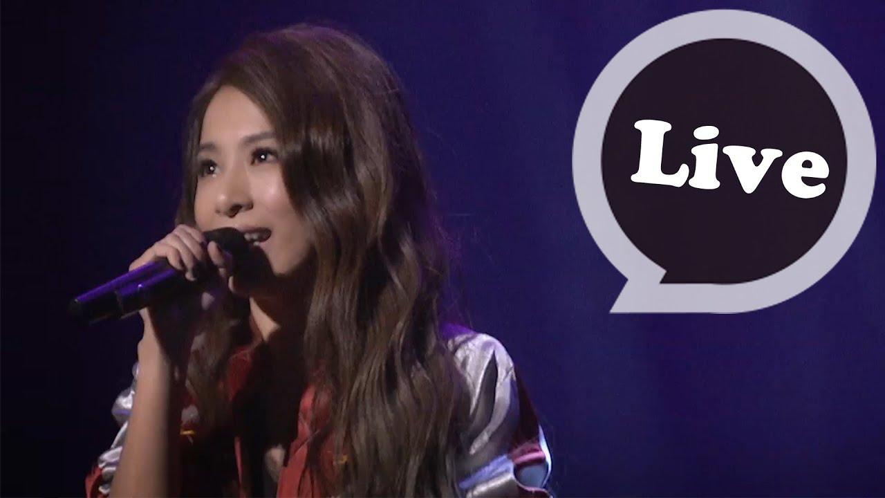 田馥甄 Hebe Tien [ 小幸運 官方Live版 A Little Happiness] LIVE Version (如果 田馥甄巡迴演唱會) - YouTube