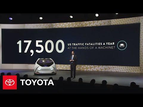 Toyota CES 2017 Live Stream | Toyota
