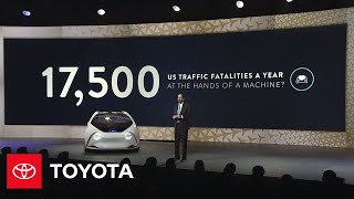 Toyota CES 2017 Live Stream | Toyota thumbnail