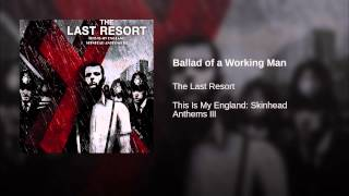 Ballad of a Working Man