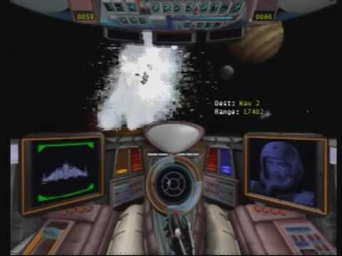 Super Wing Commander - 3DO - Part 1/4