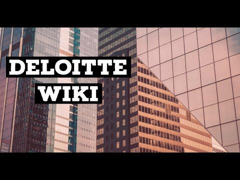 Deloitte wiki