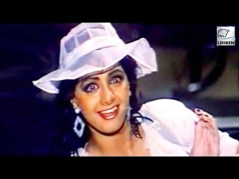 Did You Know Sridevi Had 103 Fever While Shooting For 'Chaalbaaz' Song?