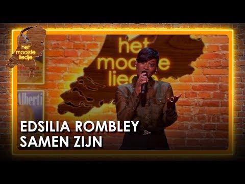 Edsilia Rombley - Samen zijn | Het mooiste liedje