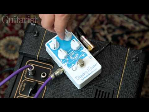 EarthQuaker Afterneath, Dispatch Master, Bit Commander & Arpanoid Pedals Demo
