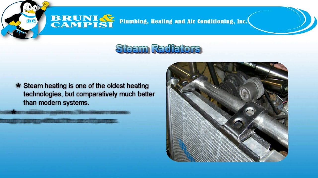 Radiator Heating Systems - YouTube