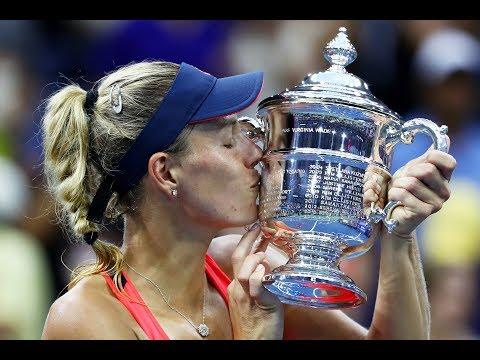 US Open 2016 In Review: Angelique Kerber