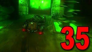Batman: Arkham Knight - Part 35 - SUPER HARD BATMOBILE TRACK (Playstation 4 Gameplay)