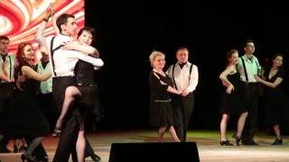 Аргентинское танго. Школа танцев Dance Life. Хореограф Светлана Велиева. Танго видео
