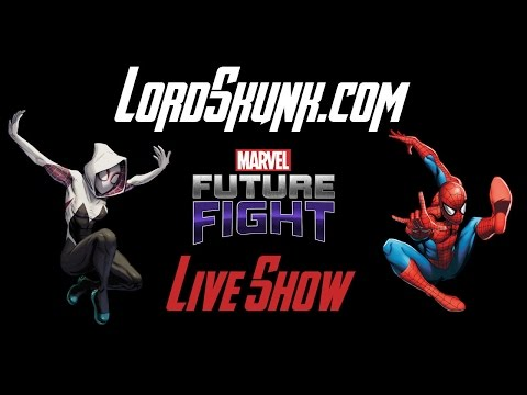 Marvel: Future Fight Live Show   Tier 2 Ronan First Look, Timeline, Alliance Battle, More #MFF