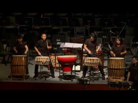 Percussion Ensemble - Nanyang Polytechnic Chinese Orchestra