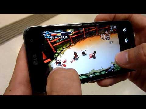 LG P990 Optimus Speed 2x Kurztest und Hands On