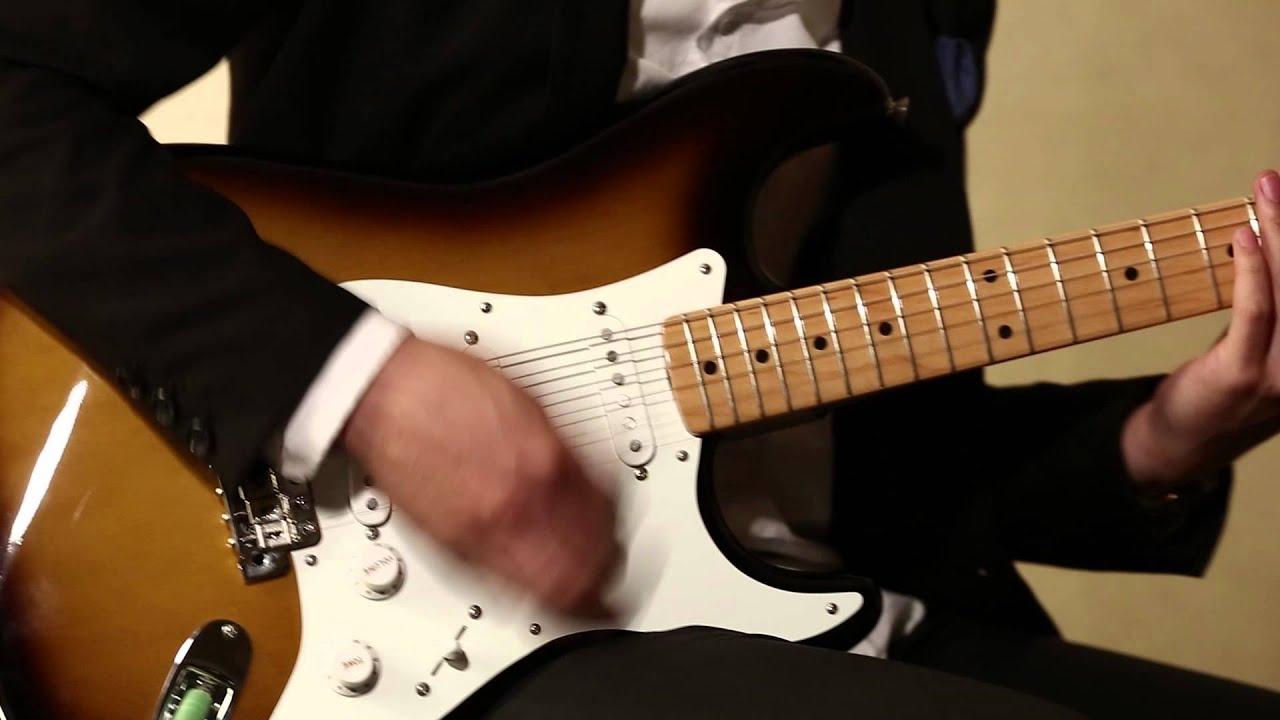 Fender stratocaster usa vintage