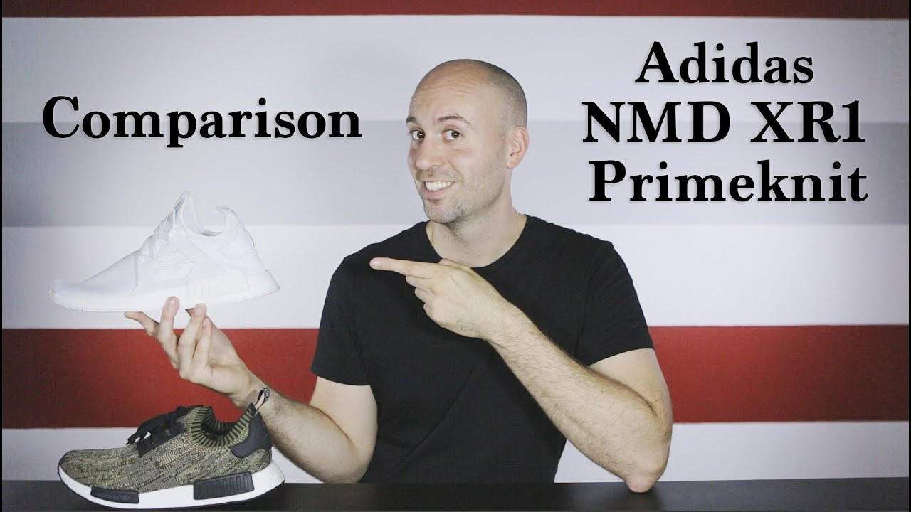 b759ea6e2ca06 Adidas NMD XR1 Review + Unboxing + On Feet + Close up - Mr Stoltz 2016