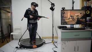 MOMO VR treadmill - alpha 3-CSGO