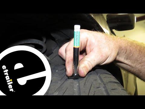 etrailer | Slime Tire Tread Depth Gauge Review
