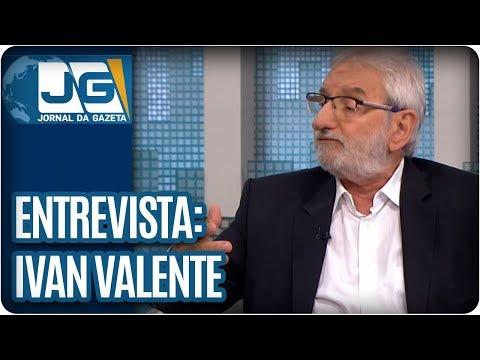 Maria Lydia entrevista Ivan Valente, deputado federal PSOL/SP, sobre o clima eleitoral