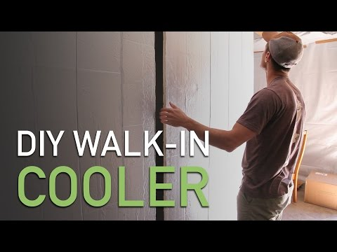 DIY Walk-in Cooler for Small Farms