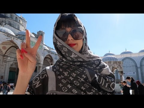 GOES TO ISTANBUL ONCE.. Travel Vlog!