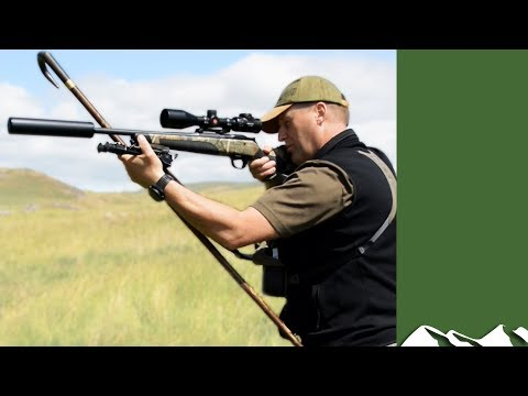 How To Use A Walking Stick As A Shooting Stick