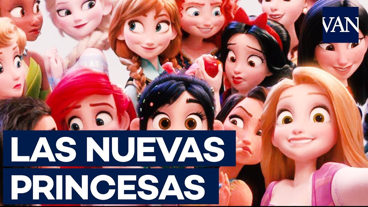 Por Qué Es Tan Relevante La Escena De Las Princesas Disney En Ralph Rompe Internet