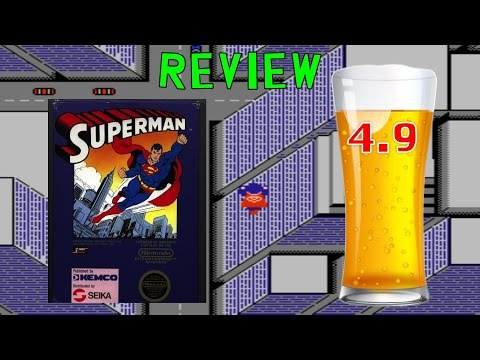 DBPG: Superman Review (NES)