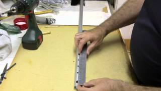 How To Build A Straight Shaft For Minelab Excalibur Metal Detector