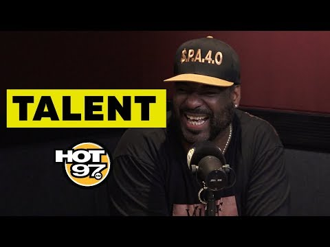 Talent Harris On Social Media Comedians, Weed & NY Kings of Comedy