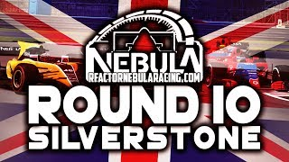 Nebula rFactor F1 2017 | British Grand Prix | Full Race Stream