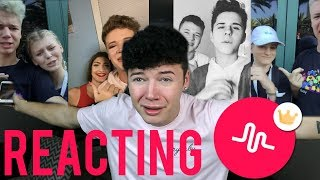 REACTING MUSICALLY
