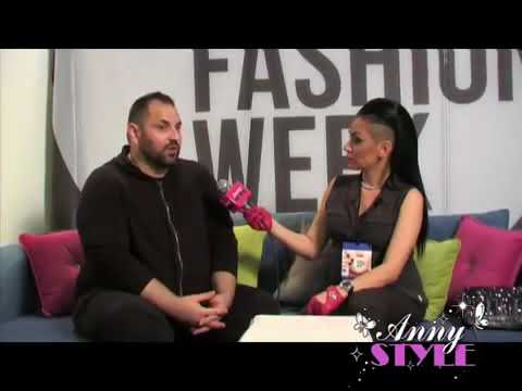 Anny STYLE 356 - SERBIA FASHION WEEK 2015, İ deo