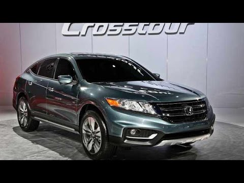 2017 honda crosstour review rendered price specs release date youtube. Black Bedroom Furniture Sets. Home Design Ideas