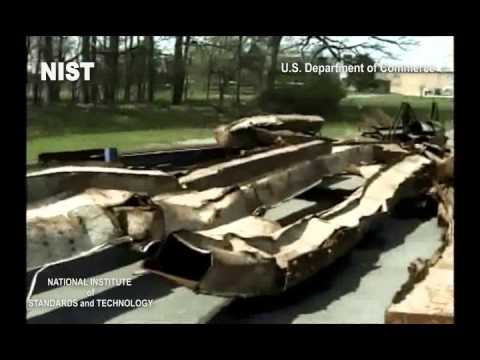 9/11 WTC Structural Steel Investigation NIST