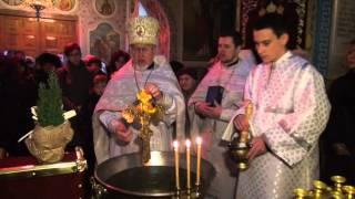 Prawosławne Święto Epifanii - www.pulsmniasta.tv