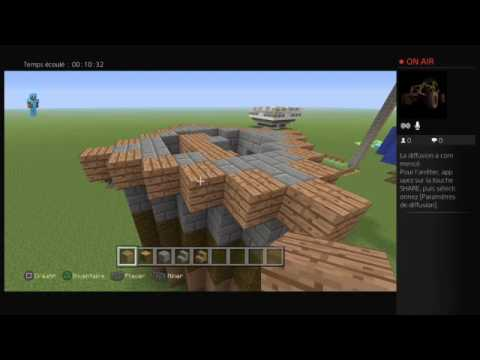 Construction minecraft