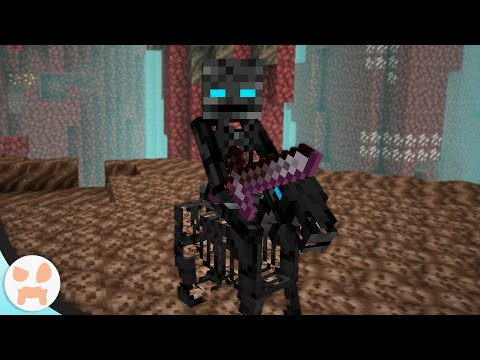 What If Wither Skeletons Spawned In The Soul Sand Valley?