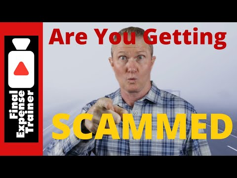 Are You Involved With A Multi Level Marketing Insurance Scam?