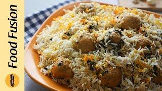 Mughlai BBQ Biryani Recipe On Food Fusion