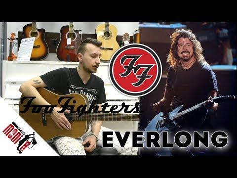 show MONICA bonus 42 - Foo Fighters - Everlong [как играть на гитаре]