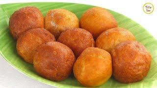 Bread Balls | Chicken Bread Ball/ Bread Potato Ball Recipe by Tiffin Box | Easy Bread snacks recipe