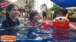 [2019-08-25] Penang Trip 2019 - Golden Sands Resort
