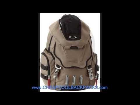 Oakley kitchen sink backpack Reviews - YouTube