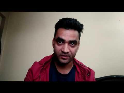 Cinematographer Rameshwor karki