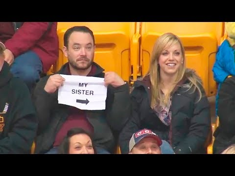 20 FUNNIEST KISS CAM MOMENTS
