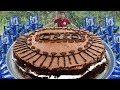 55 KGS Biggest Oreo Biscuit Cake Recipe | Giant Oreo Cake Recipe Our Ganapathi