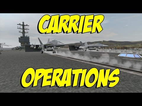 ARMA 2 - Carrier Operations