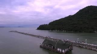 [Drone] - Molhe Barra Sul - Balneário Camboriú - SC