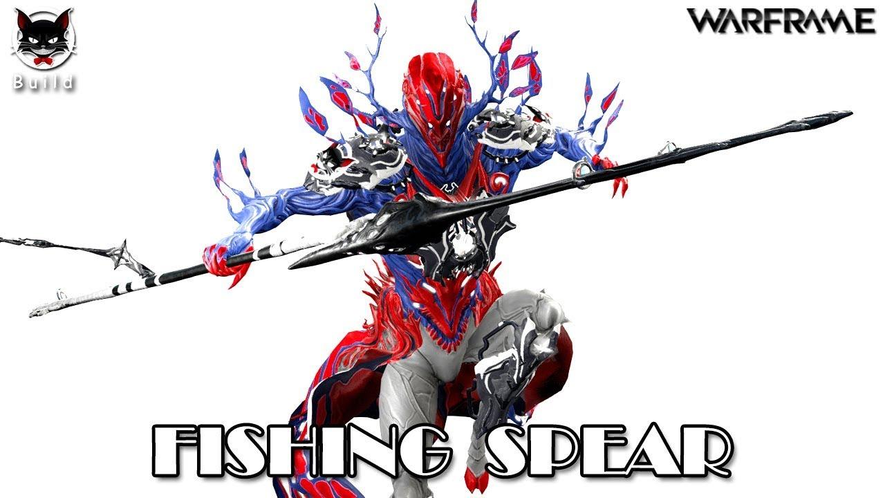 Warframe Zaw Build - Plague Kripath : Fishing Spear [ฉมวก ...