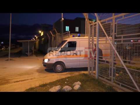 Report TV - Vlorë, të arrestuarit sherr në paraburgim, djegin dyshekët