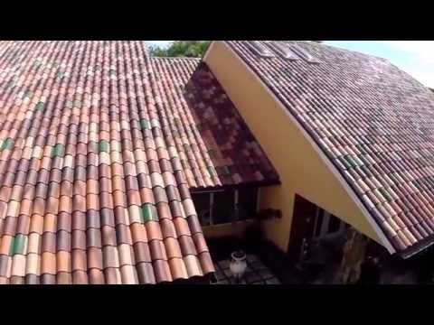 Santafe Tile in Miami, FL - Custom Blend Project- Istueta Roofing